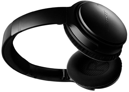 Gear VR Bose QC35 headphones