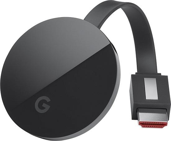Gear VR Chromecast Ultra