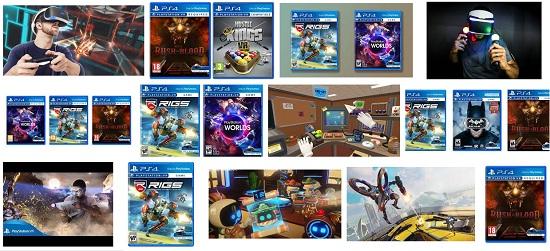 Full List of PlayStation VR Games - TrueTrophies